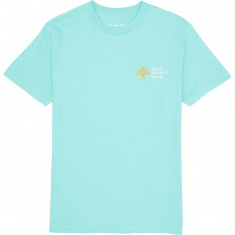 LRG Stacked T-Shirt - Light Turquoise