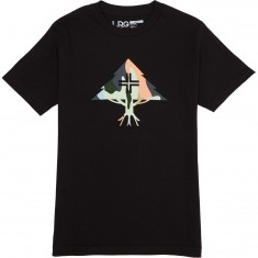 LRG Rootline Tree T-Shirt - Black