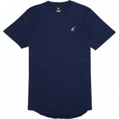 LRG Sportif Knit T-Shirt - Navy Heather