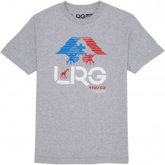 LRG Tree Illusion T-Shirt - Ash Heather