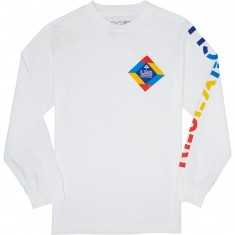 LRG Research Box Longsleeve T-Shirt - White