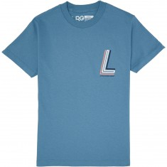 LRG Three Ls T-Shirt - Slate