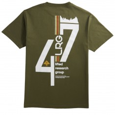 LRG Lifted 47 T-Shirt - Military Green