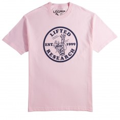 LRG 99 Giraffe Research T-Shirt - Pink