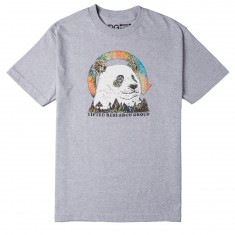 LRG Panda Friend T-Shirt - Athletic Heather