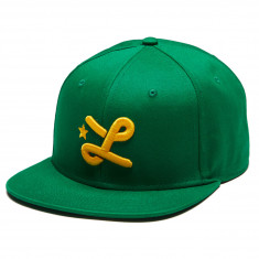 f07e9a8a LRG Down With L Snapback Hat - Tree Top
