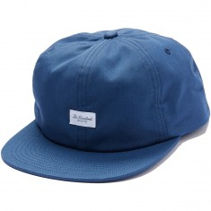 The Hundreds Script Snapback Hat - Navy