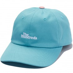 The Hundreds Hub Dad Hat - Pale Turquoise