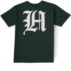 The Hundreds Old H T-Shirt - Forest Green