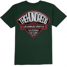 The Hundreds Chapter T-Shirt - Forest Green