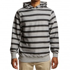 The Hundreds Freer Reversible Hoodie - Athletic Heather