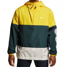 The Hundreds Overland Anorak Jacket - Yellow