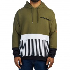 The Hundreds End Hoodie - Olive