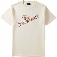 The Hundreds Bodies Slant T-Shirt - Cream