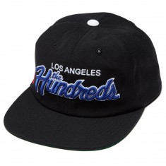 The Hundreds Team Two Snapback Hat - Black