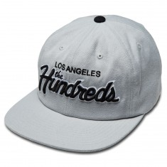 The Hundreds Team Two Snapback Hat - Light Grey