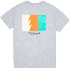 The Hundreds Wildfire 6 Pocket T-Shirt - Athletic Heather