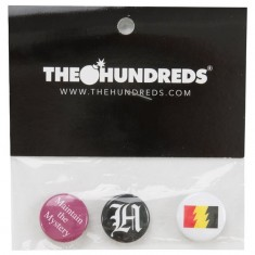 The Hundreds Mystery Button Set Pin - Multiple