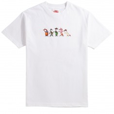 The Hundreds X Roger Rabbit Weasels Row T-Shirt - White