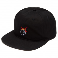 The Hundreds Crate Snapback Hat - Black