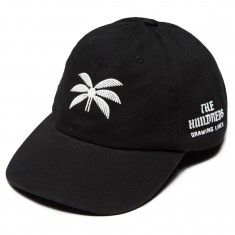 The Hundreds Broadway Dad Hat - Black
