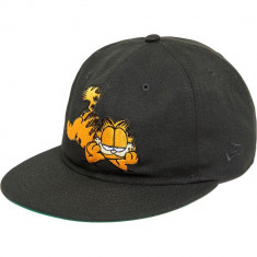 The Hundreds X Garfield Snapback Hat - Black