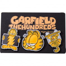 The Hundreds X Garfield Set Of Pins - Multiple