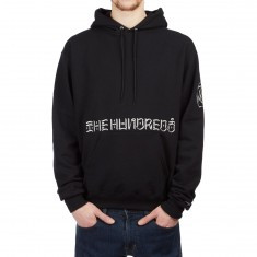 The Hundreds x Usugrow Portrait Hoodie - Black
