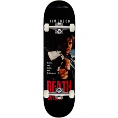 Deathwish Greco VHS Wasteland Skateboard Complete - 8.3875