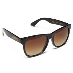 Happy Hour Chima Ferguson Sunglasses - Swag Gloss Black