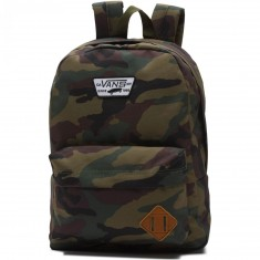 Vans Old Skool II Backpack - Classic Camo