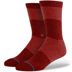 Stance Spectrum Fall 16 Socks - Red