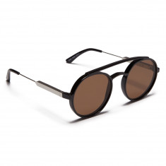 Spitfire Sunglasses Stay Rad- Black/Brown