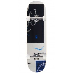 """Poetic Collective Doodle 2 Skateboard Complete - 8.50"""""""
