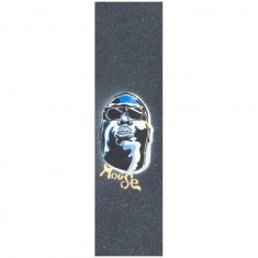 Mouse Hand-Sprayed Skateboard Grip Tape - Notorious