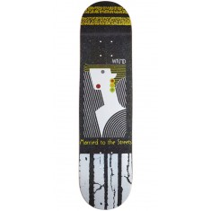 WKND Married To The Streets Skateboard Deck - 8.00""