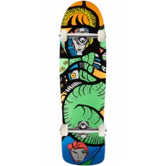 Lipstick 90's Influence Skateboard Complete - 9.00""