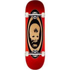 Black Label Thumbhead Skateboard Complete - 8.75""