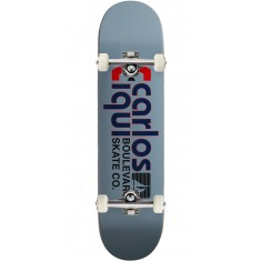 Boulevard Icon Carlos Iqui Skateboard Complete - 7.875""