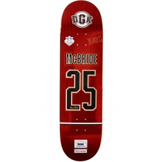 DGK Throwback McBride Skateboard Deck - 8.38""