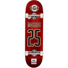DGK Throwback McBride Skateboard Complete - 8.38""