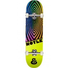 Expedition Hypercolor Hoyle Skateboard Complete - 8.06""