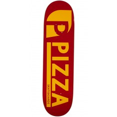Pizza Fumar Skateboard Deck - 8.40""