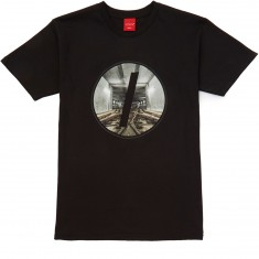 VISUAL Vacanat Series - Tunnel T-Shirt - Black