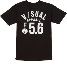 VISUAL F-Stop T-Shirt - Black