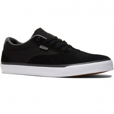 State Madison Shoes - Black/Pewter Suede