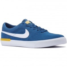 Nike SB Koston Hypervulc Shoes - Industrial Blue/White/University Gold