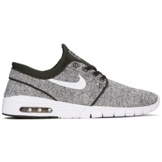 Nike Stefan Janoski Max Shoes - Sequoia/White/Golden Beige