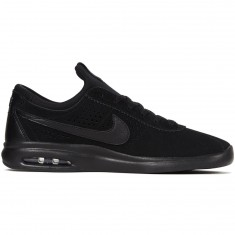 Nike SB Air Max Bruin Vapor Shoes - Black/Black/Anthracite