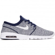 Nike Stefan Janoski Max Shoes - Binary Blue/White/Team Red